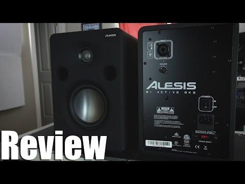 Review: Alesis M1 mkIII Studio Monitors