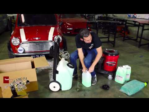 Chemical Guys POD Assembly - ECOSMART Waterless Detailing - Epic Shine Car Care
