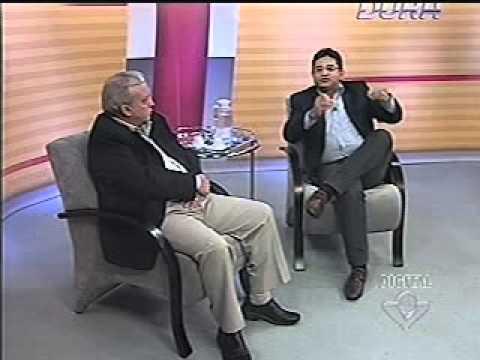 Participação ao vivo de Dario Rodrigues dos Passos, secretário de saúde