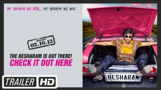 Besharm - Besharam Film Official Trailer | Ranbir Kapoor,Pallavi Sharda | HD