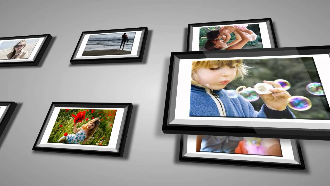 3d photo frame sony vegas template youtube for Sony vegas free project templates