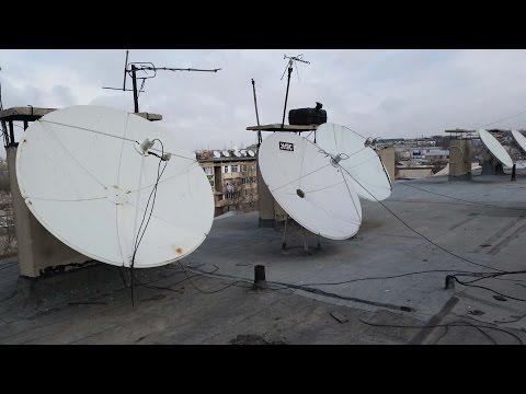 По какой причине пропадает сигнал на одной или всех спутниковых голвках