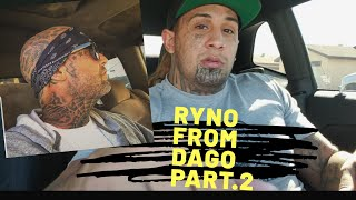 RYNO FROM DAGO PART .2 LOSING THE PRISON MENTALITY