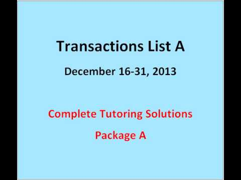 Systems Understanding Aid Solution Systems Understanding Aid 8th