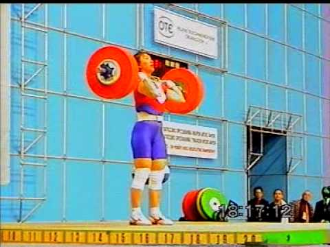 Women 63 kg 1999 World Weightlifting Championships - Athens - by GENADI - Weightlifting Expert