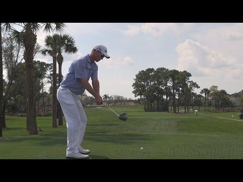 JOHN SENDEN - 2014 DRIVER GOLF SWING REGULAR & SLOW MOTION 1080p HD