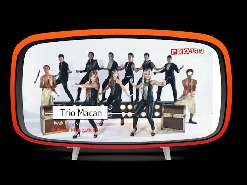 Trio Macan - Iwak Peyek (Official Music Video)