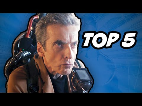 Doctor Who Series 8 Episode 6 Review and Easter Eggs
