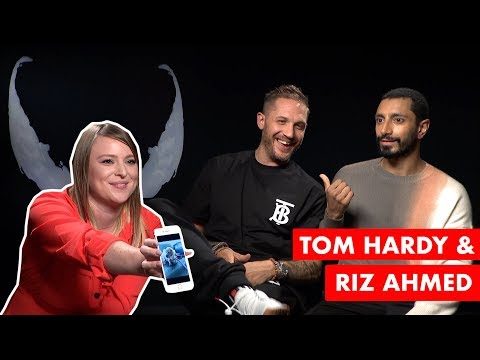 Tom Hardy and Riz Ahmed name a puppy! en streaming