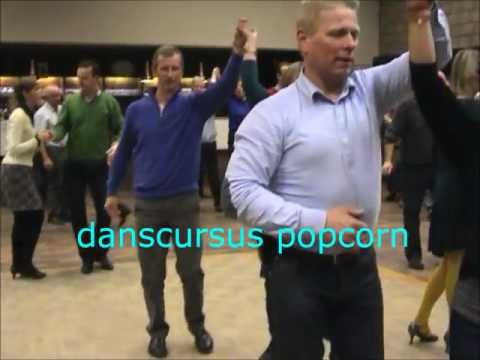 Happy Dancer Ham dansclub cursus POPCORN danslessen
