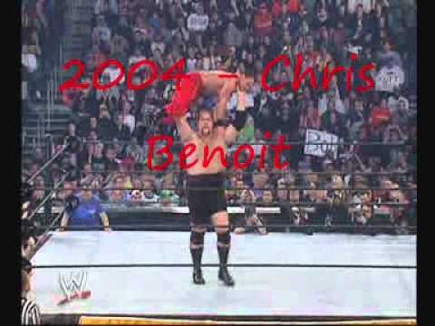 Royal Rumble Winners 1988 - 2012 video