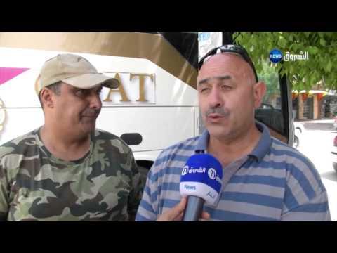 Reportage sur la visite des immigrés algériens  réalisé par le journaliste Fethi LEMEHANNET