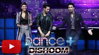 Download Varun & Jacqueline's FUNNY Moments On Dance Plus 2   Dishoom 3Gp Mp4