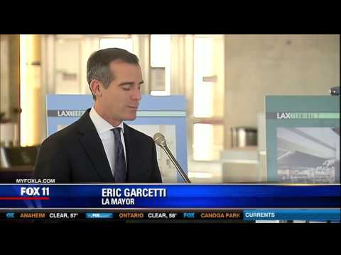 Mayor Garcetti Announces New Tourism Record for Los Angeles!