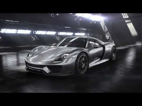 Ракета. Science: Новый Porsche 918 Spyder
