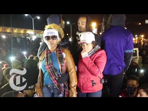 Ferguson Shooting: Michael Brown's Mother Reacts to Grand Jury Decision