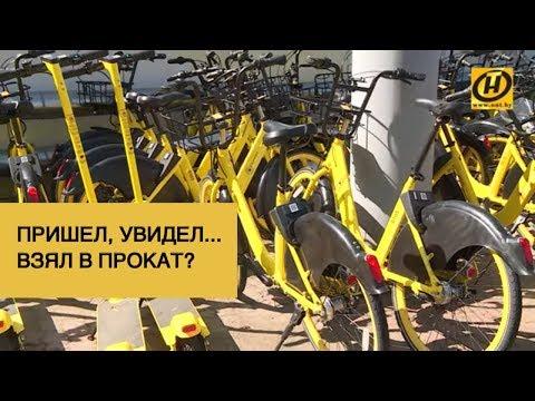 Как приживается сервис проката велосипедов в Минске?