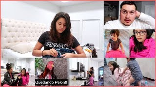 Me Estoy Preparando Para Irme De Casa🏠Algo Le esta Pasando A Bartolito Mi Gallo!|MicaelaDIY