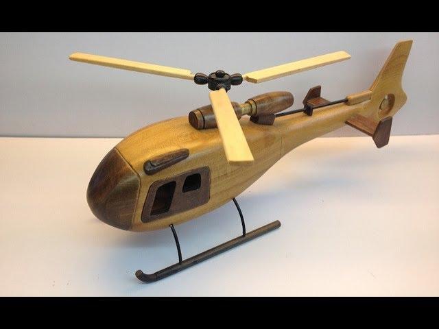 Как сделать вертолет из дерево своими руками 89
