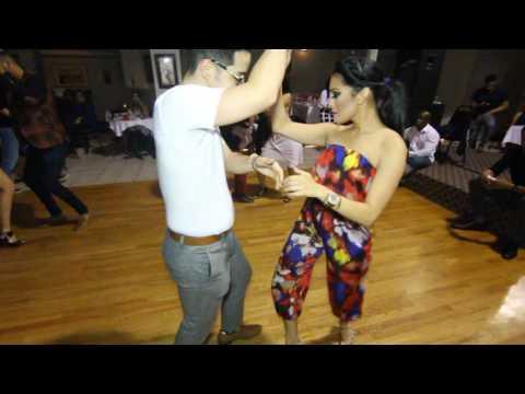 Bachata - Erick Ortiz & Vanessa Villalobos, Jariel y Brittney