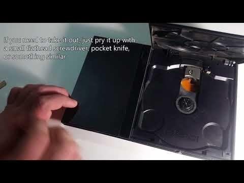 PS2 Magic Switch Pro (Swap Magic v4 parts) tutorial