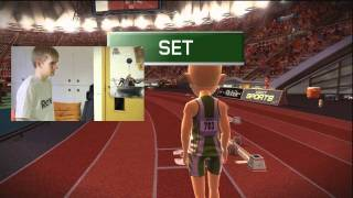 Kinect Sports Game Guide - Track & Field
