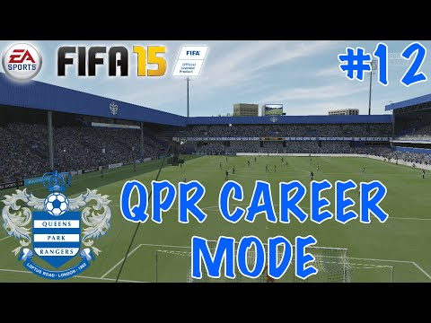 QUEENS PARK RANGERS CAREER MODE #12 - CAN WE REACH THE CUP SEMI FINAL? | FIFA 15 CAREER MODE
