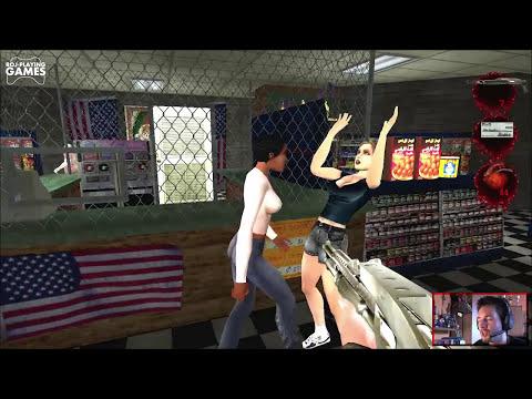 Postal 2 #1 Urodzony morderca (Roj-Playing Games!)