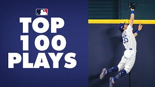 The Top 100 Plays of 2020! | MLB Highlights