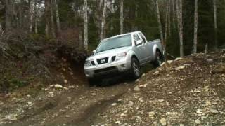 Driving Sports TV - 2009 Nissan Frontier PRO-4X Offroad
