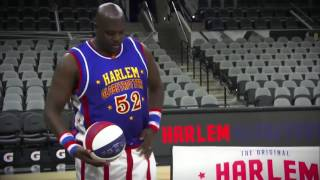 Dude Perfect and Globetrotter Trick Shot World Records Broken