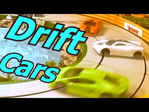 Supercar Drifters COMPILATION Toy Car drifting
