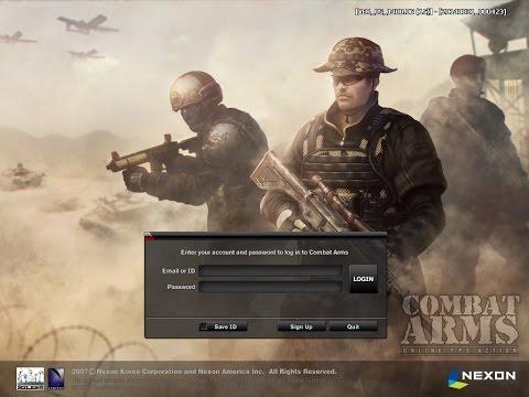 Combat Arms NA Mercado Negro Após o Reboot