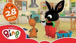 Picknicken - Bing Volledige Aflevering   Video's voor kinderen   Bing Konijntje
