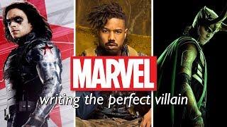 Marvel: Writing the Perfect Villain