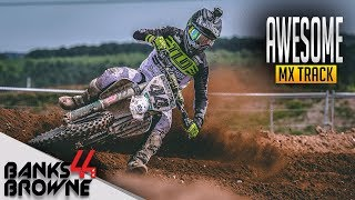 WON ALL MY RACES AT UK MOTOCROSS RACE - (WROXTON MX TRACK 2018) - VLOG 5