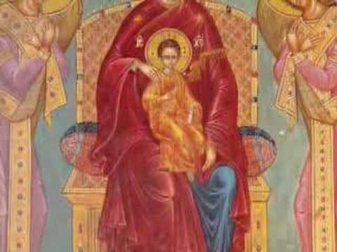 Greek Orthodox Christian Byzantine Chant 4 (Theotokario, Θεοτοκάριο)