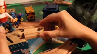 Paw Patrol New Episode 1 Saving Percy The Small Engine and Broken Bridge Nick Jr Nickelodeon Toys