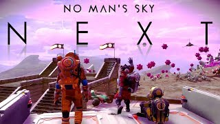 No Man's Sky NEXT | More Incoming Reveals, Multiplayer Details, Crossplatform, & Microtransactions!