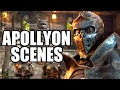 FOR HONOR   All Apollyon Scenes