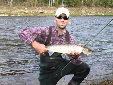 Miramichi Black Rapids Lodge for sale.wmv