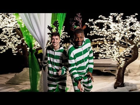 р Star of Lisbon, Star so Bright, Star of Glasgow39s Green amp White...  Celtic Christmas Ad 2019