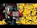 Thor VS 100 Pikachu | DBX MP3