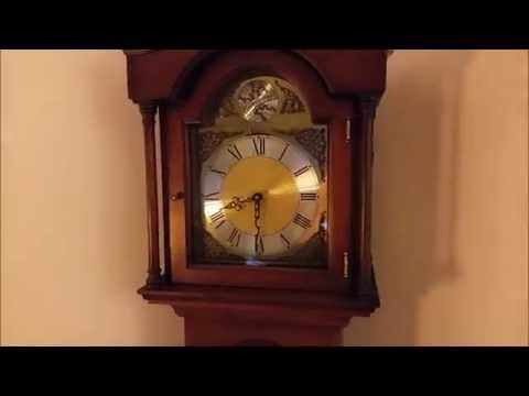 The Chimes of the Grandfather Clock