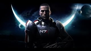 Mass Effect: Goodbay, Commander Shepard