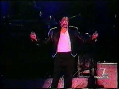 Michael Jackson Heal the World Live Bucharest 1996 HD