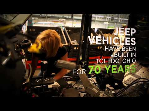 Toledo Jeep Chrysler employment on the raise