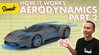 Side Skirts, Diffusers, and Air Dams - AERODYNAMICS - How It Works Pt. 2 | Science Garage