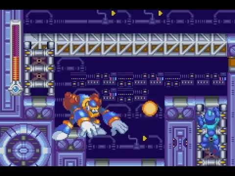 Gameboy Advance Longplay [122] Mega Man & Bass