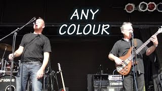 ANY COLOUR   Musikfestival Rath Heumar 2015